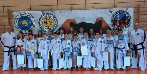 Karate kids w Kudowie