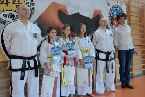 karate w jagusi