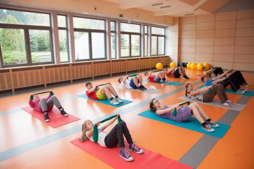 sala gimnastyczna jagusia